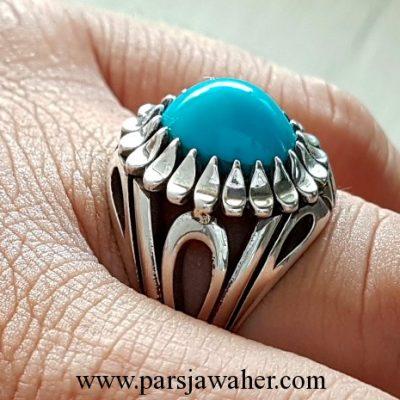 Shahrbabak turquoise stone 185