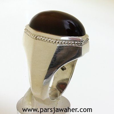 Yemeni Aqeeq Men Ring 231