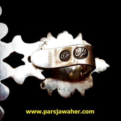 مهر گردنبند دست ساز طهران مظهری f144