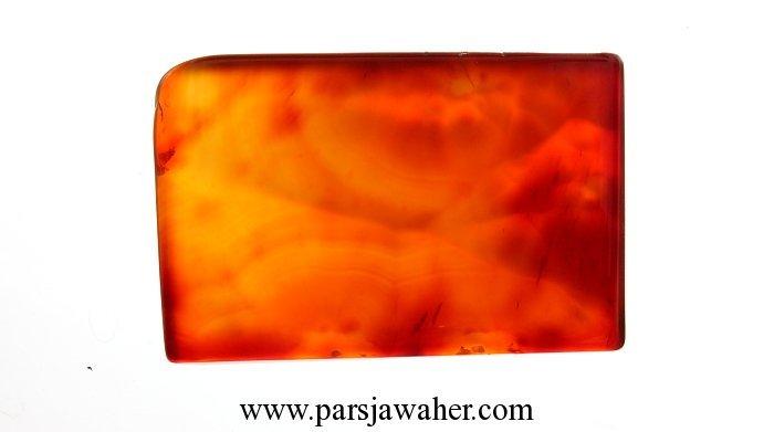 سنگ عقیق هندی رنگ شده