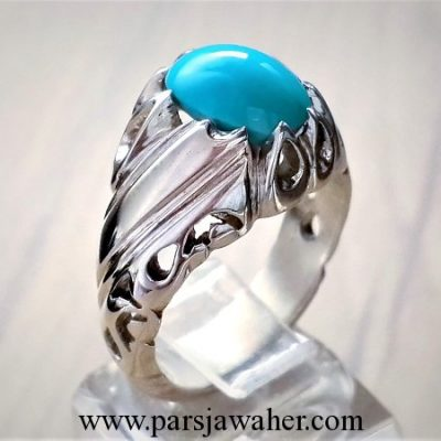 damghan turquoise ring 184
