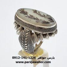 انگشتر بزرگ مردانه شجر 209