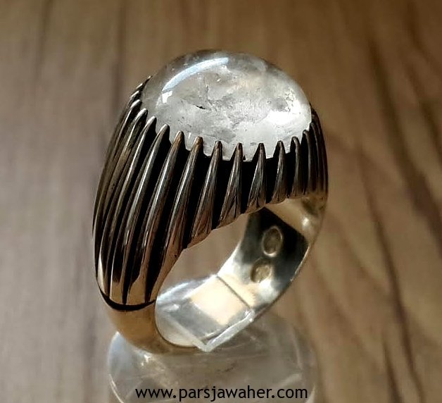 Dur-e Najaf Silver Men's Ring 263