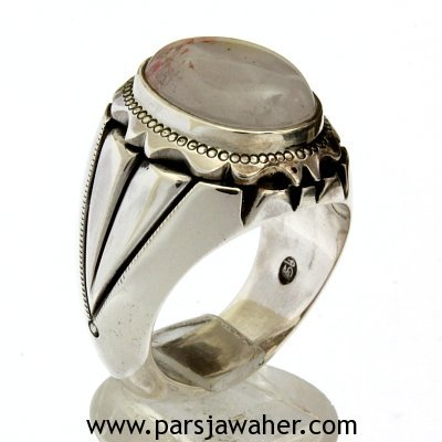انگشتر دُرّ نجف حسینی 925