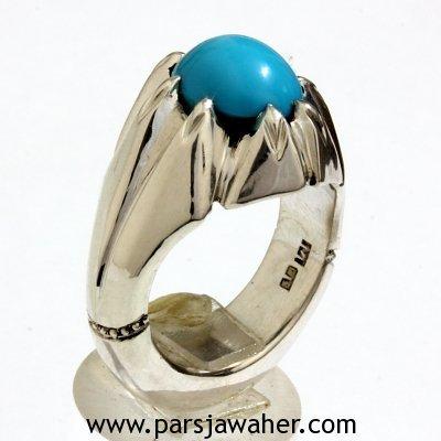 انگشتر فیروزه مصری 179