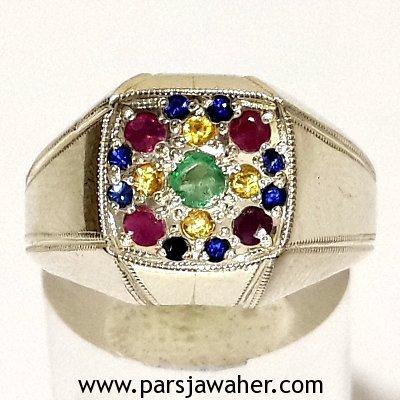 انگشتر جواهری 1047