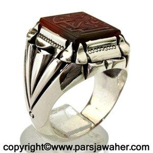 انگشتر مردانه کوپال 8613