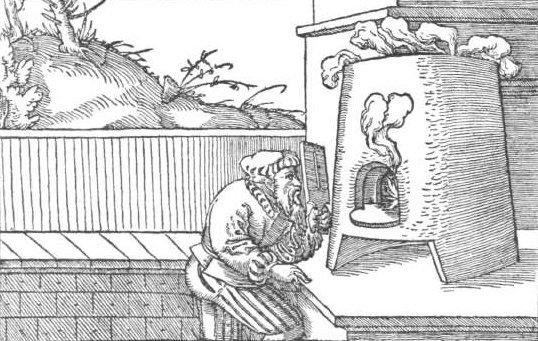 کوره بهسازی حرارتی سنگهای قیمتی