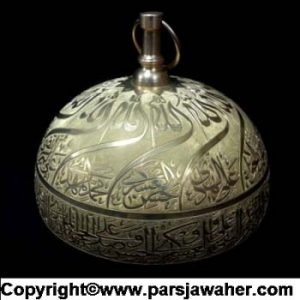 زنگ باستانی برنجی ایرانی 1037