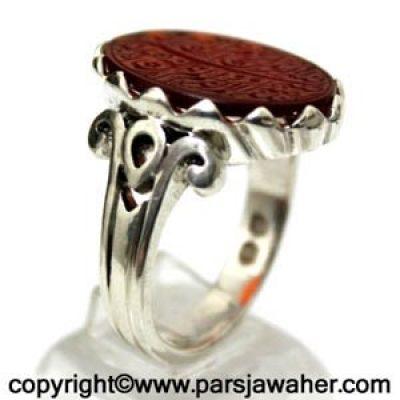 انگشتر مردانه مبین 2626