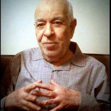 مرحوم استاد بزرگ انگشترسازی حاج محمدحسین جدی