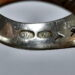عکس ریز انگشتر یاقوت سبز استار 371.5