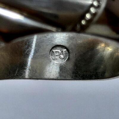 انگشتر تورمالین چشم گربه ای f491.8