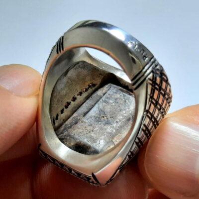 انگشتر مردانه فیروزه نیشابور 236.3