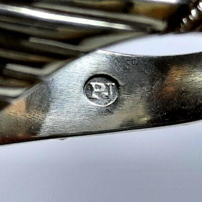 انگشتر جزع یمانی عالی f488.4