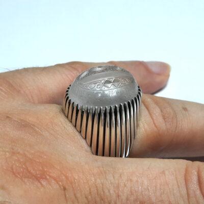 انگشتر در نجف خطی f497.6