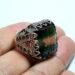 عکس ریز انگشتر مردانه دست ساز خطی 7119.6