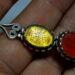 عکس ریز دستبند عقیق خطی 7120.7