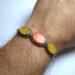 دستبند عقیق خطی 7120.7