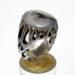 انگشتر سنگ عقیق شجر 219
