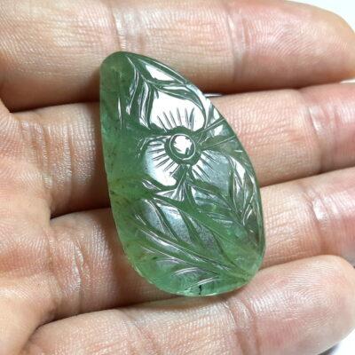 جواهر زمرد طبیعی اصل f504.5