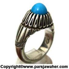 انگشتر فیروزه مصری 922