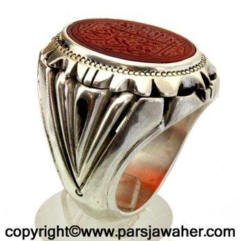 انگشتر مردانه شیخ احمد 2229