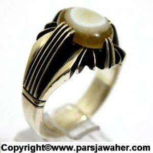 انگشتر باباقوری چهار چنگ 210
