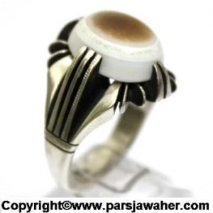 انگشتر باباقوری چهار چنگ 214