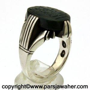 انگشتر کوپال ریحانی 8605
