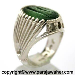 انگشتر الراجی حسبی الله 2802