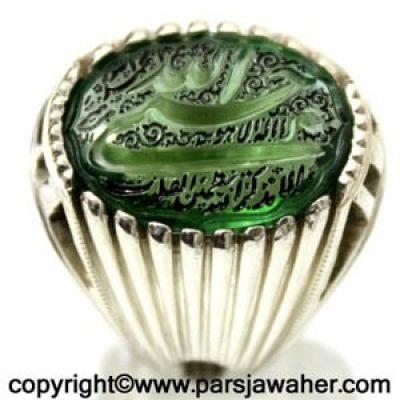 نگین انگشتر الراجی میرزا 2437