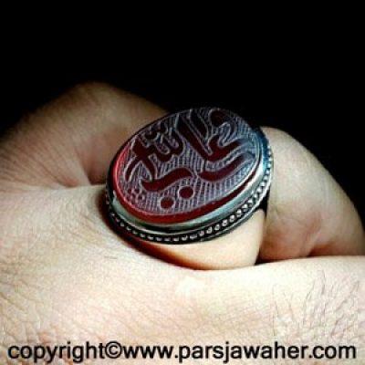 انگشتر مردانه کوپال الماسی 2327