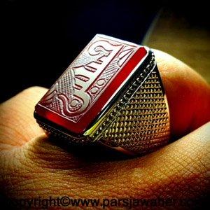 انگشتر فدیوم الماسی 2330
