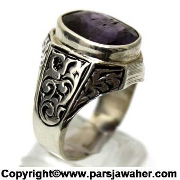 انگشتر یاقوت قدیمی 1041