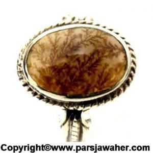 نگین انگشتر شجر رکاب شیرازی 108
