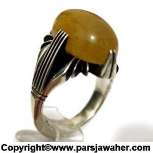 انگشتر نقره شرف الشمس 1083