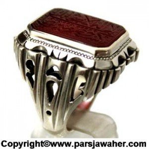 Handmade Mens Silver Ring 2809